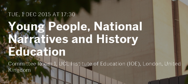Young People, National Narratives and History Education