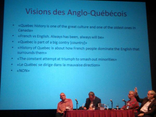 Visions des Anglos-Québécois