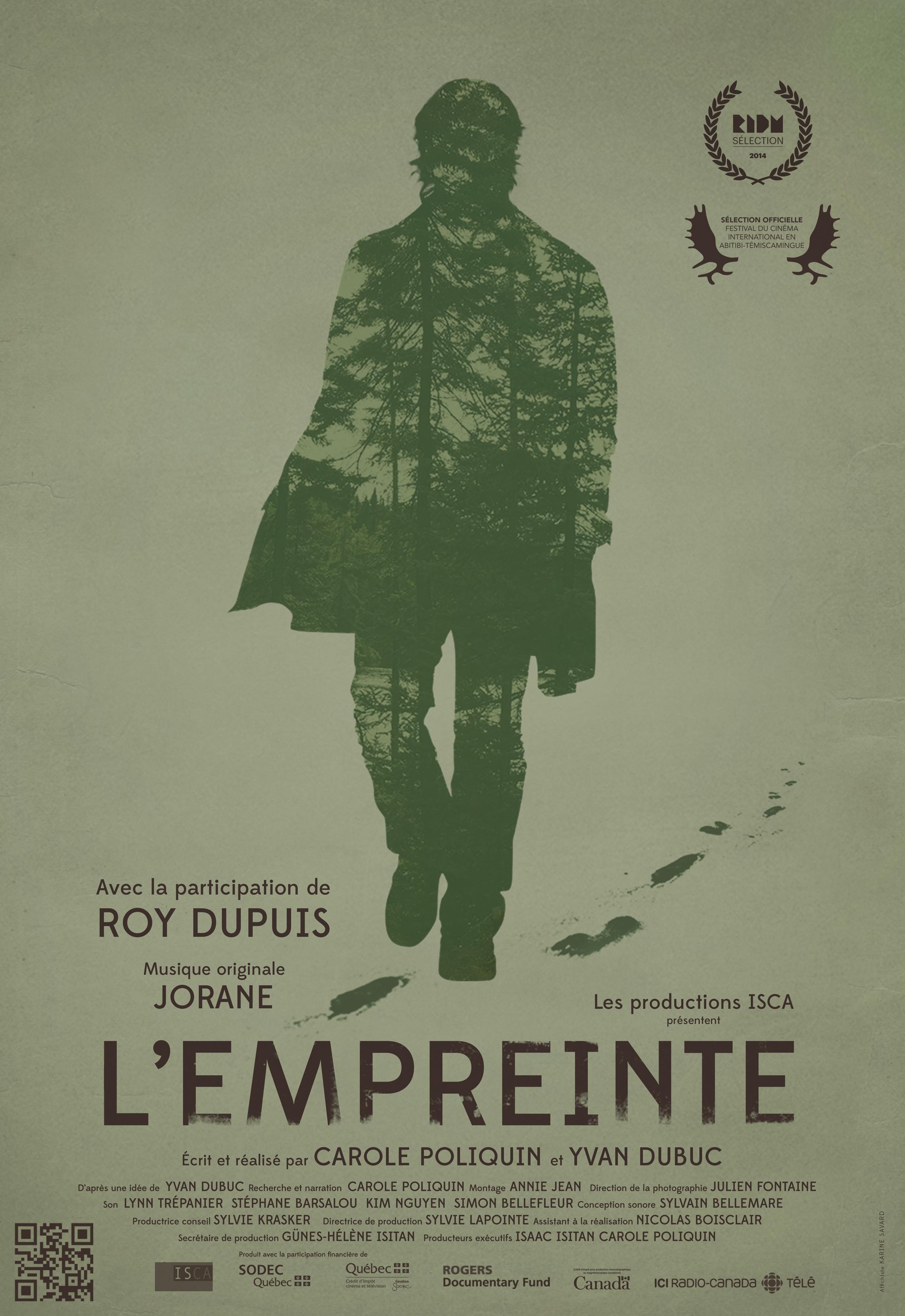 EMPREINTE_documentaire histoire du Québec Amérindiens Je me souviens